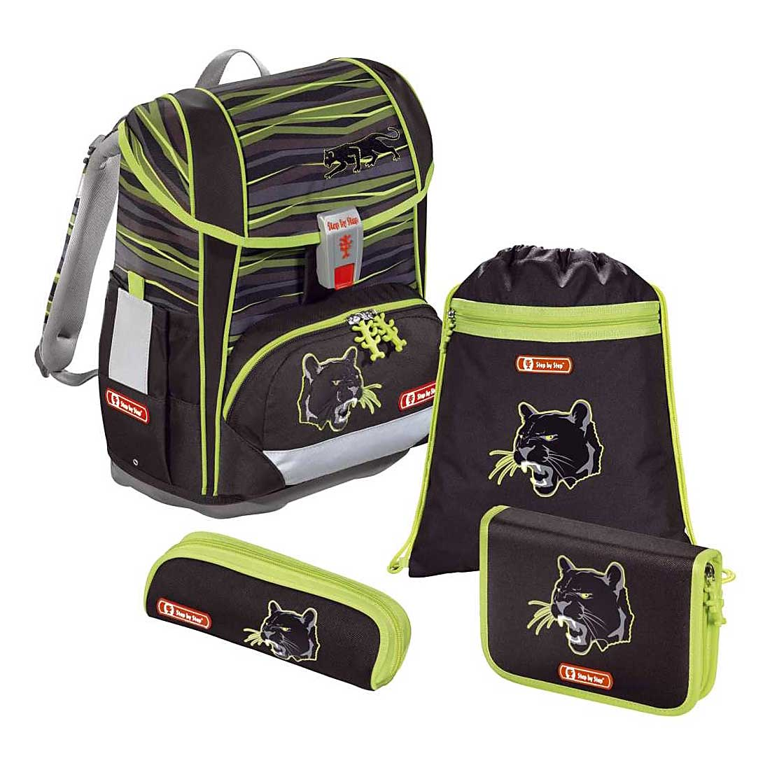 60729a5c7584d Coocazoo Rucksack CarryLarry2 Lime District